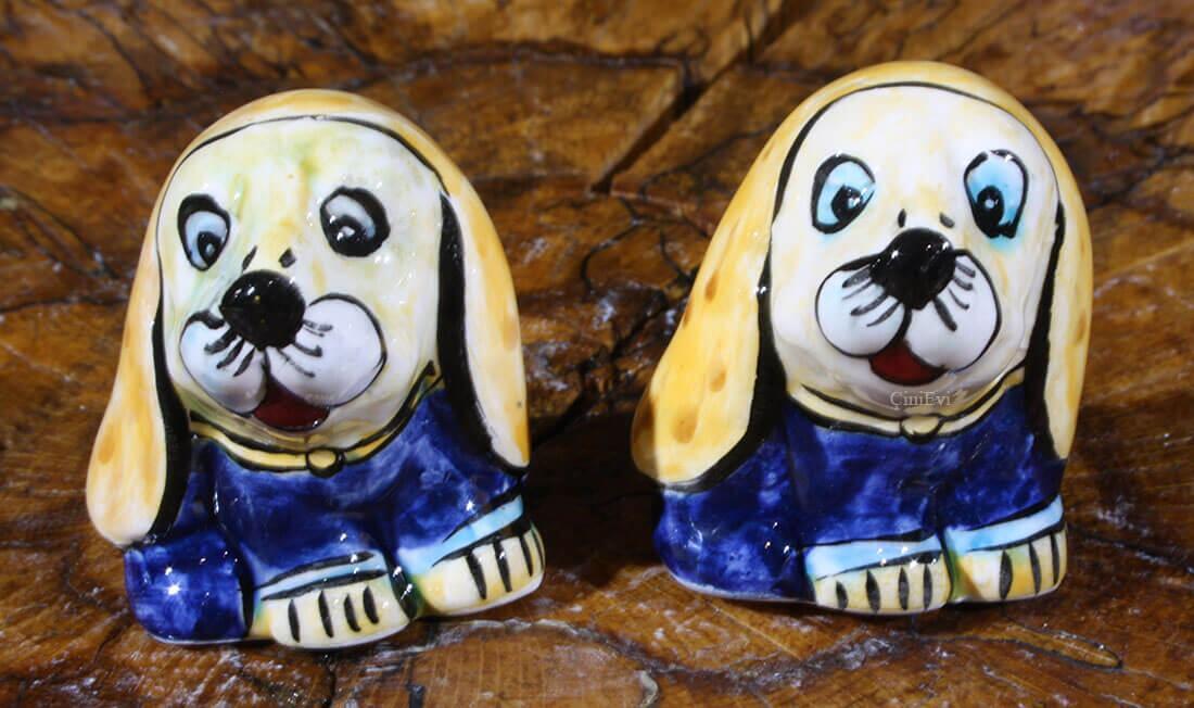 Uzun Kulak Köpek Biblolar